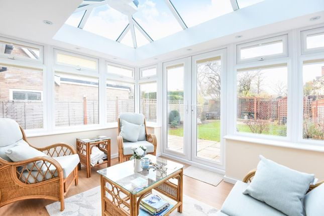 Thumbnail Semi-detached house for sale in Roasmund Drive, Woodstock, Oxfordshire