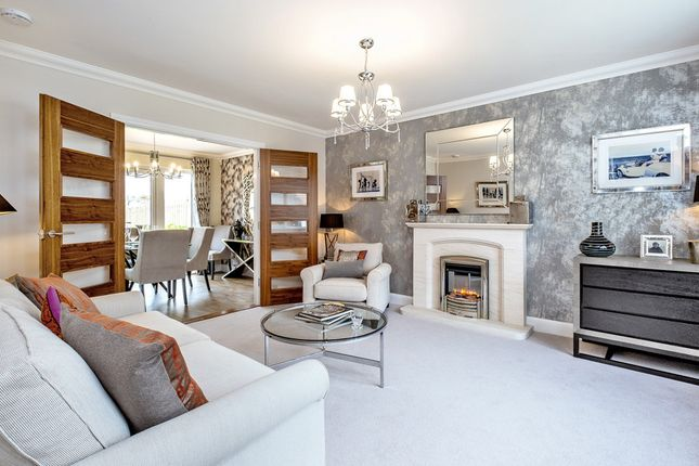 """Thumbnail Detached house for sale in """"Maple"""" at John Porter Wynd, Aberdeen"""