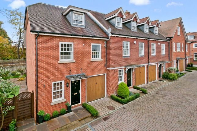 Thumbnail Town house for sale in Water Lane, West Malling