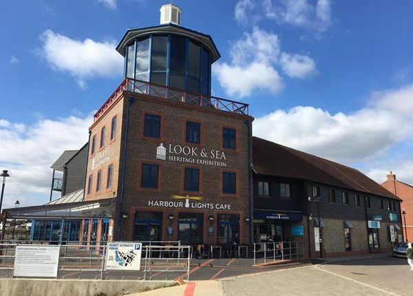 Thumbnail Retail premises to let in Look & Sea Centre, 63-65, Surrey Street, Littlehampton, West Sussex
