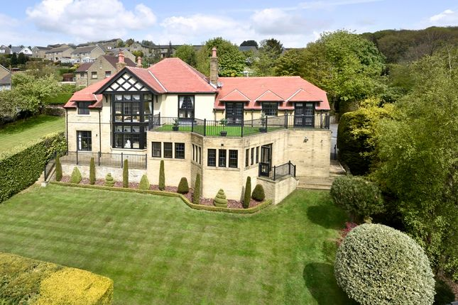 Thumbnail Detached house for sale in Broad Lane, Upperthong, Holmfirth, West Yorkshire