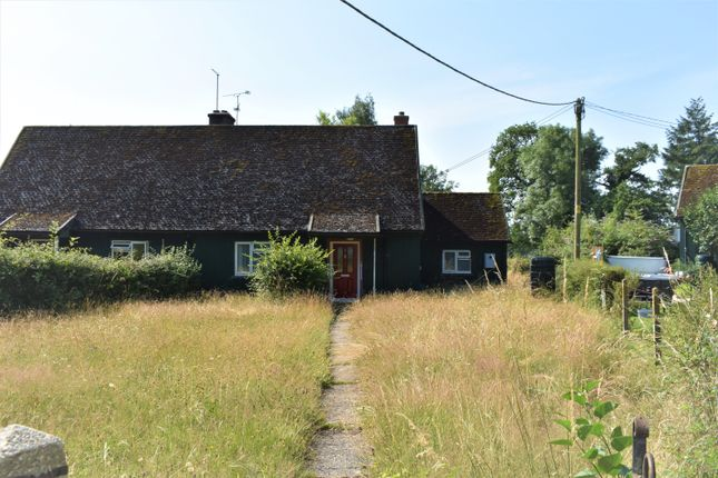 3 bed semi-detached house for sale in Holwell Road, King Stag, Sturminster Newton DT10