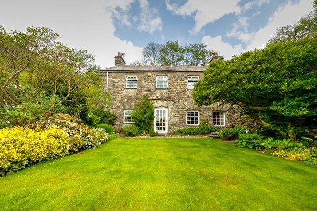 Thumbnail Detached house for sale in Ball Hall, Broughton Mills, Duddon Valley, Broughton In Furness, Cumbria, Lake District