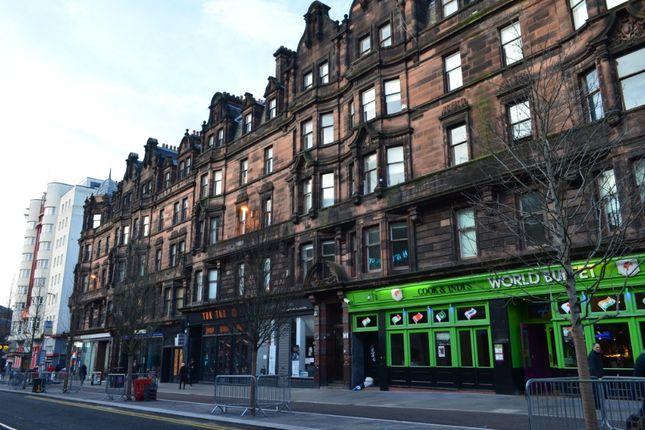 Thumbnail Flat for sale in Sauchiehall Street, Flat 3/2, City Centre, Glasgow