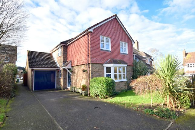 3 bed detached house for sale in Culvercroft, Temple Park, Binfield, Berkshire