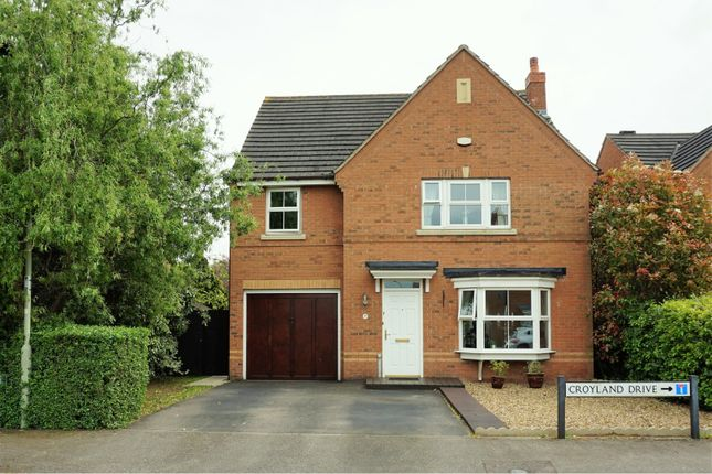 Thumbnail Detached house for sale in Sandleford Drive, Elstow