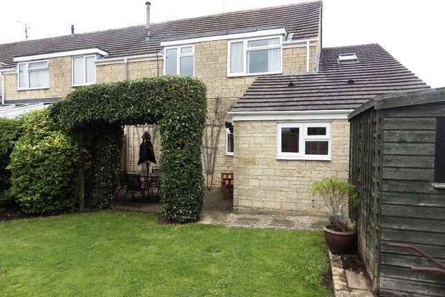 Thumbnail Semi-detached house to rent in Rose Way, Cirencester