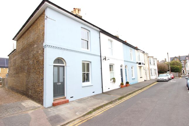 Thumbnail End terrace house for sale in Beaconsfield Road, Deal