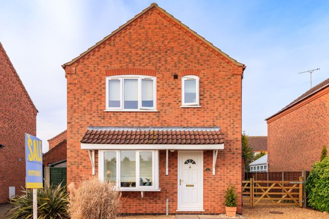 Thumbnail Detached house for sale in Stanton Road, King's Lynn, Norfolk