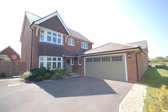 Thumbnail Detached house for sale in Holly Wood Way, Blackpool