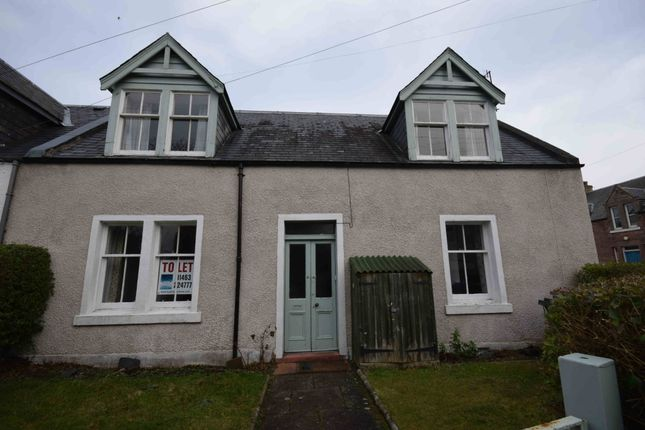 Thumbnail End terrace house to rent in Cathedral Square, Fortrose, Black Isle