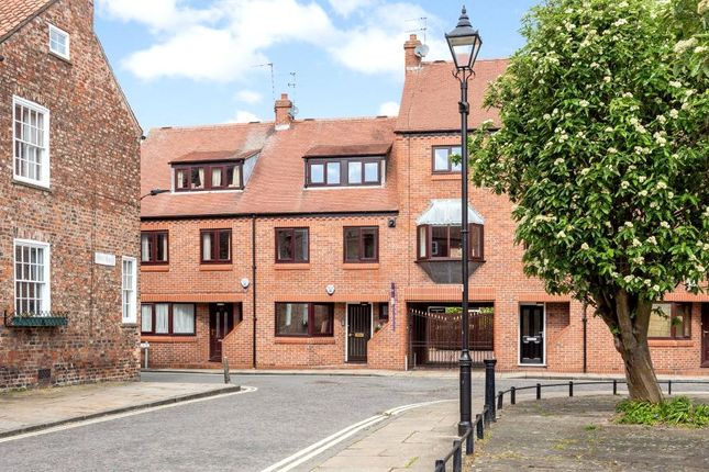 2 bed terraced house for sale in St. Andrewgate, York, North Yorkshire YO1