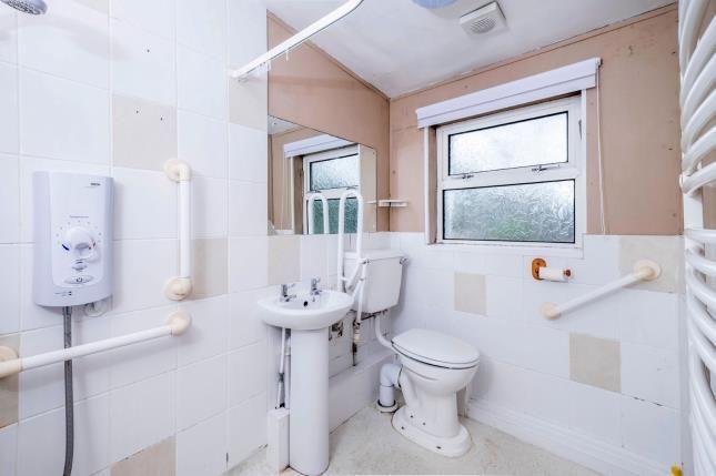 Bathroom of Mullion, Helston, Cornwall TR12