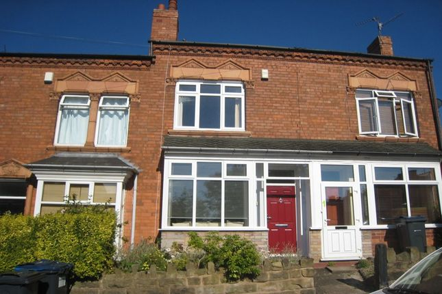 Thumbnail Terraced house to rent in Hartledon Road, Birmingham