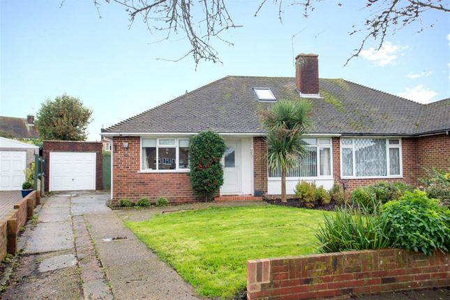 Thumbnail Bungalow for sale in Rusper Road South, Worthing, West Sussex