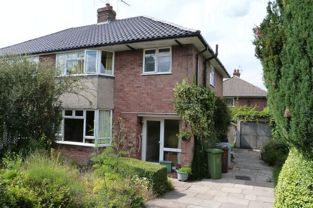 3 bed semi-detached house for sale in 3 Greenacres Road, Congleton, Cheshire