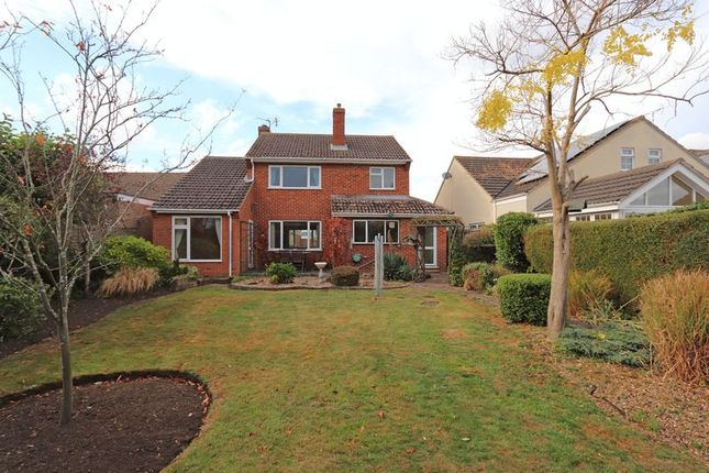 Thumbnail Detached house to rent in Queens Walk, Stamford