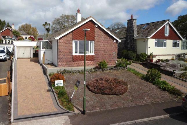 Thumbnail Detached bungalow for sale in Dolphin Court Road, Paignton, Devon