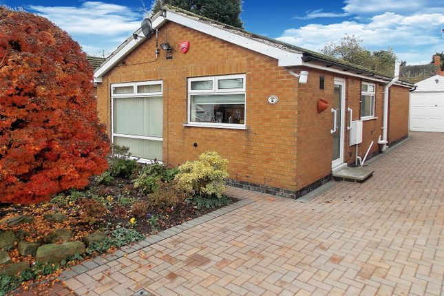 Thumbnail Detached bungalow for sale in Mills Close, Draycott, Derby