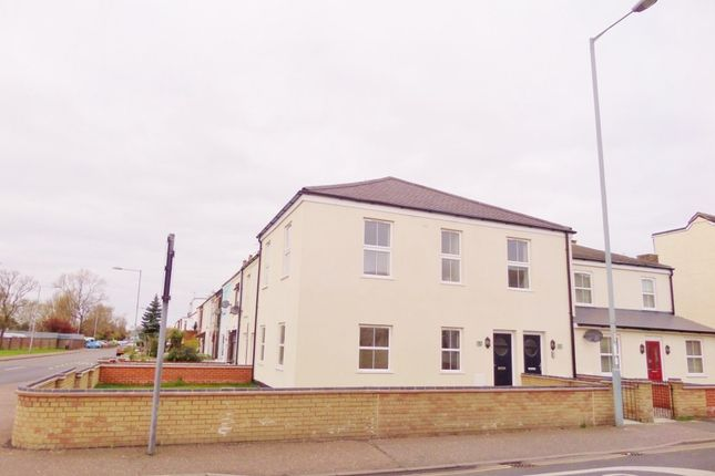 Thumbnail Flat to rent in North Denes Road, Great Yarmouth