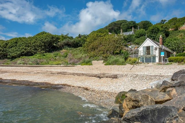 Thumbnail Detached house for sale in The Cliff Path, Bonchurch, Ventnor