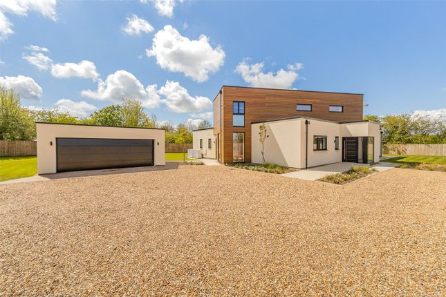 Thumbnail Detached house for sale in Hall Drive, Hardwick, Cambridge