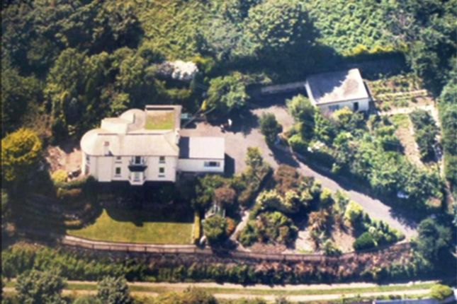 Thumbnail Detached house for sale in Bowjey Hill, Newlyn, Penzance