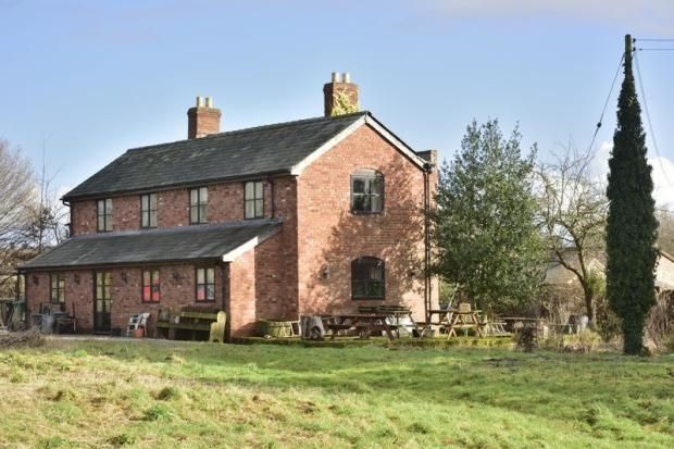 Thumbnail Detached house for sale in Dilwyn, Hereford