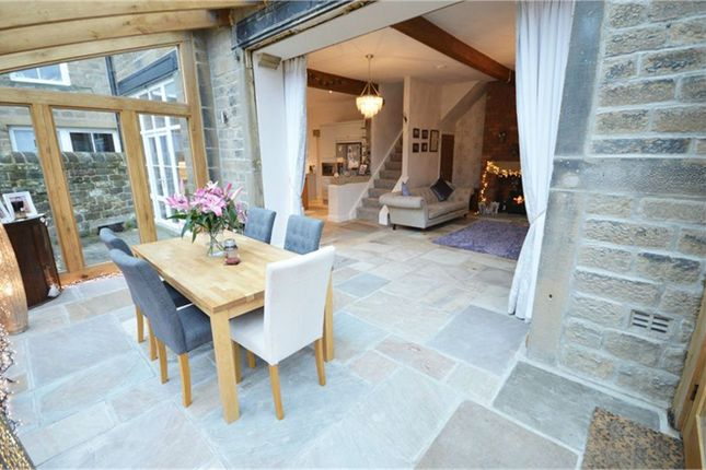 Thumbnail Link-detached house for sale in Black Rock Farm, Linthwaite, Huddersfield