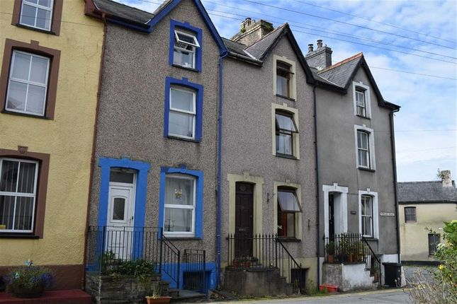 Thumbnail Terraced house for sale in 19, Poplar Road, Machynlleth, Powys