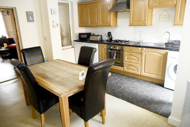 Thumbnail End terrace house for sale in Court Street -, Tonypandy