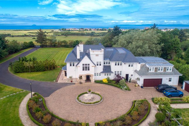 Thumbnail Property for sale in Chalfont House, Southwood Road, Troon, Ayrshire