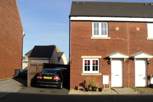 Thumbnail Semi-detached house for sale in St. Dunstans Close, Griffithstown, Pontypool