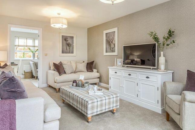 "Thumbnail Detached house for sale in ""Radleigh"" at Burniston Close, Melksham"