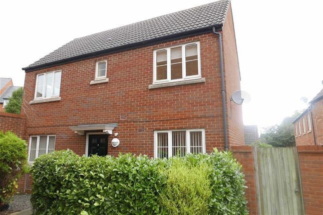 Thumbnail Detached house for sale in Townsend Close, Dursley