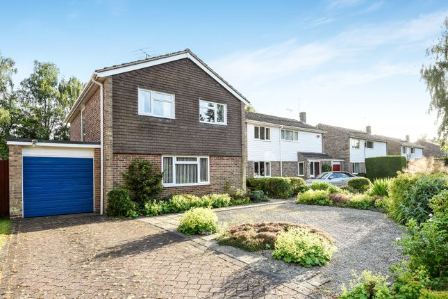Thumbnail Detached house for sale in Penwood Heights, Newbury