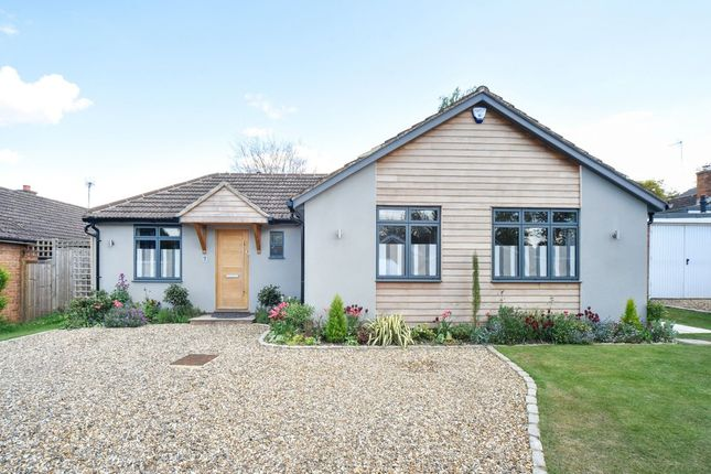 Thumbnail Detached bungalow for sale in Nicholas Road, Henley-On-Thames
