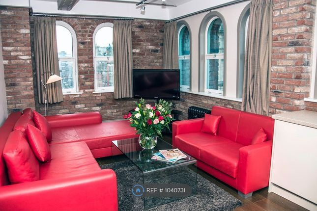 Thumbnail Flat to rent in Sir Thomas House, Liverpool