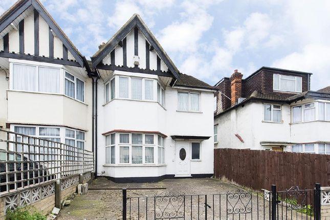 Thumbnail Semi-detached house for sale in Heathfield Gardens, London