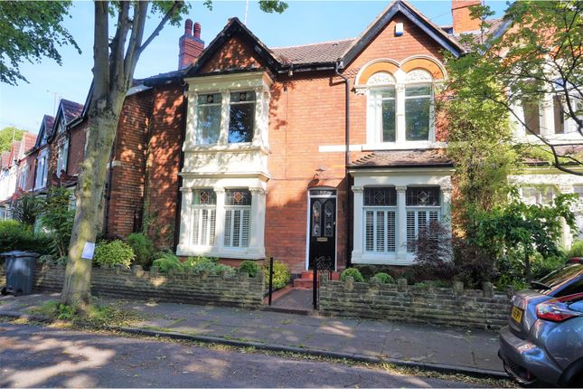 Thumbnail End terrace house for sale in Sir Johns Road, Birmingham