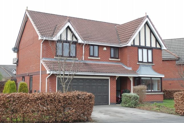 Thumbnail Detached house for sale in Kingsley Road, Preston, Lancashire