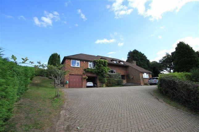 Thumbnail Detached bungalow for sale in Slough Lane, Horton, Wimborne