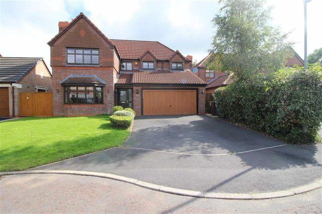 Thumbnail Detached house for sale in Carbis Avenue, Grimsargh, Preston