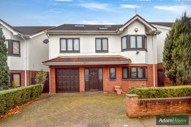 Thumbnail Detached house to rent in Lyndhurst Gardens, Finchley Central