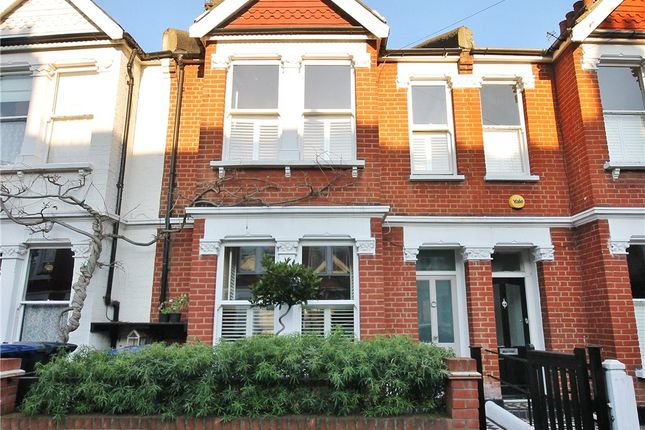 Thumbnail Terraced house for sale in Ivy Crescent, Chiswick