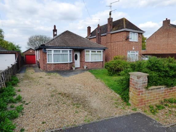 Bungalow for sale in Hodney Road, Eye, Peterborough, Cambridgeshire