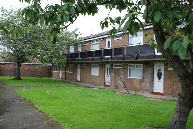Thumbnail Flat to rent in Holystone Avenue, Blyth, Northumberland