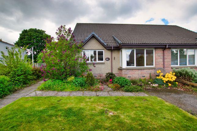 Thumbnail Detached house to rent in Glenfarquhar Crescent, Auchenblae, Laurencekirk