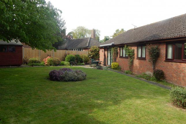 Rear Garden of Pond Lane, Drayton, Norwich NR8