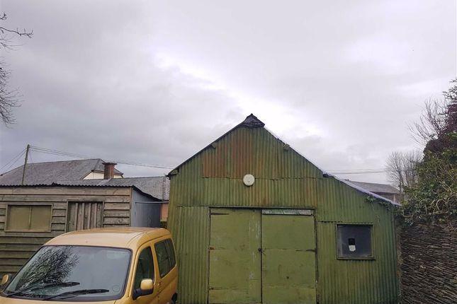 Thumbnail Land for sale in Aberystwyth Road, Machynlleth